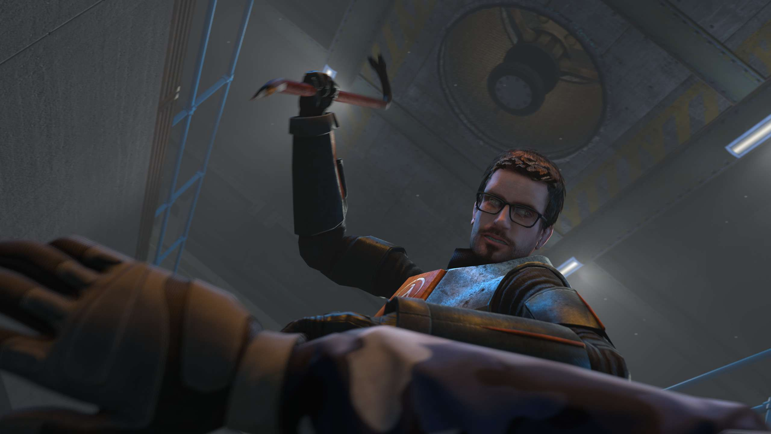 В Steam запускают фанатский спин-офф Half-Life