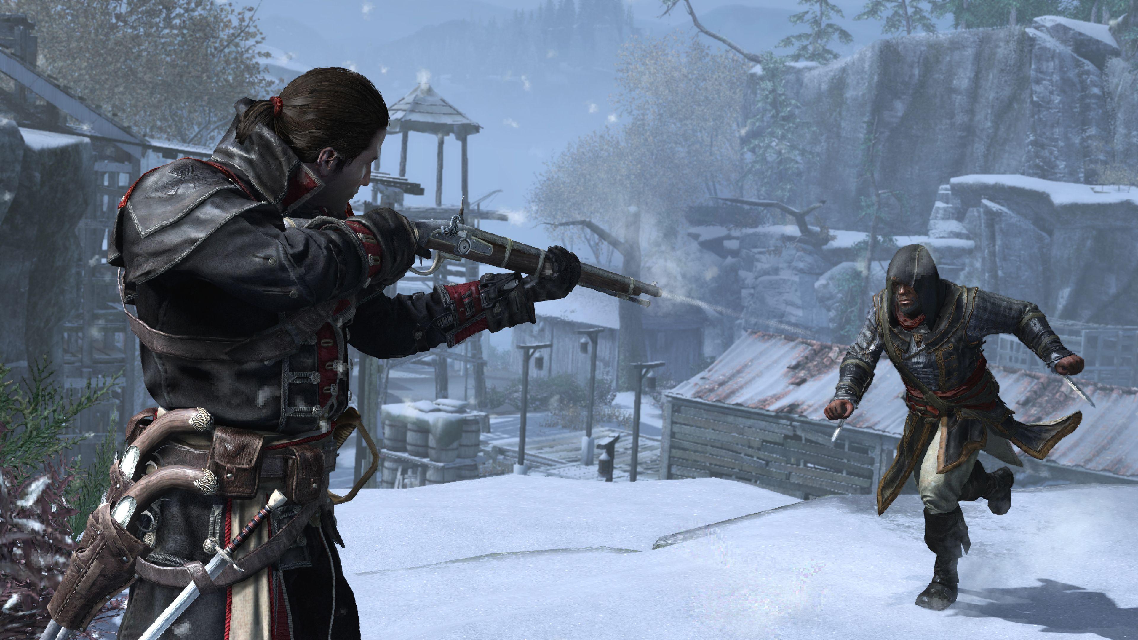 Переиздание Assassin's Creed Rogue выйдет 20 марта