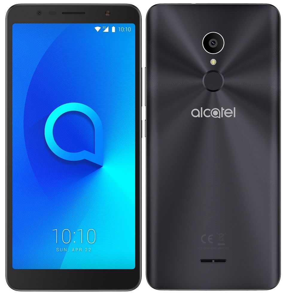 Безрамочный смартфон Alcatel 3C представлен официально
