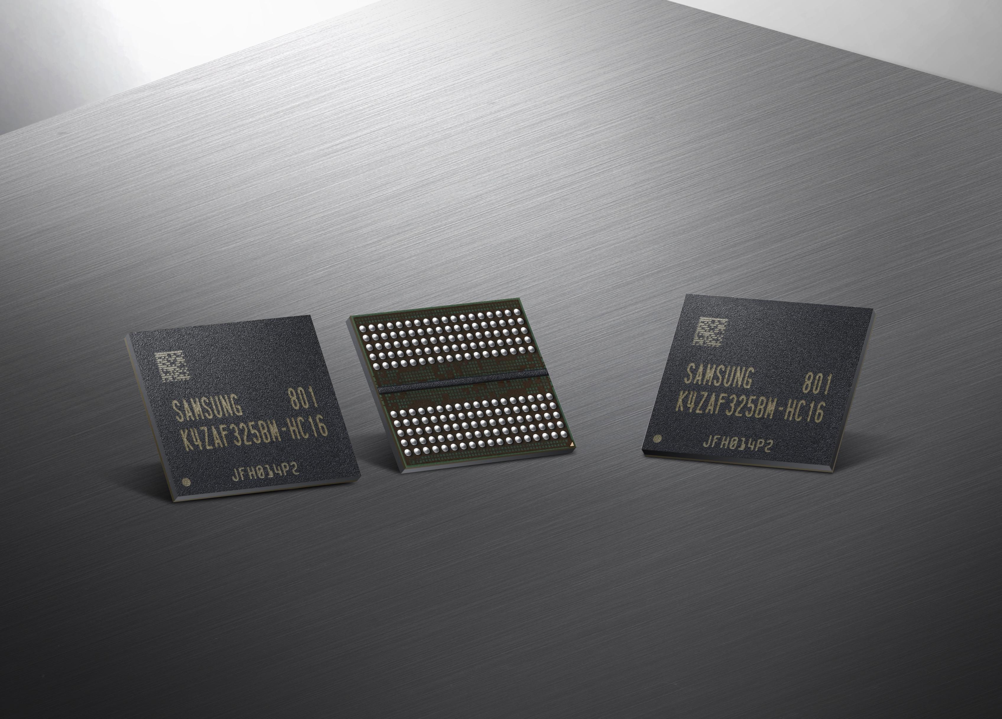 Стартовало производство первой 16-гигабитной графической памяти GDDR6