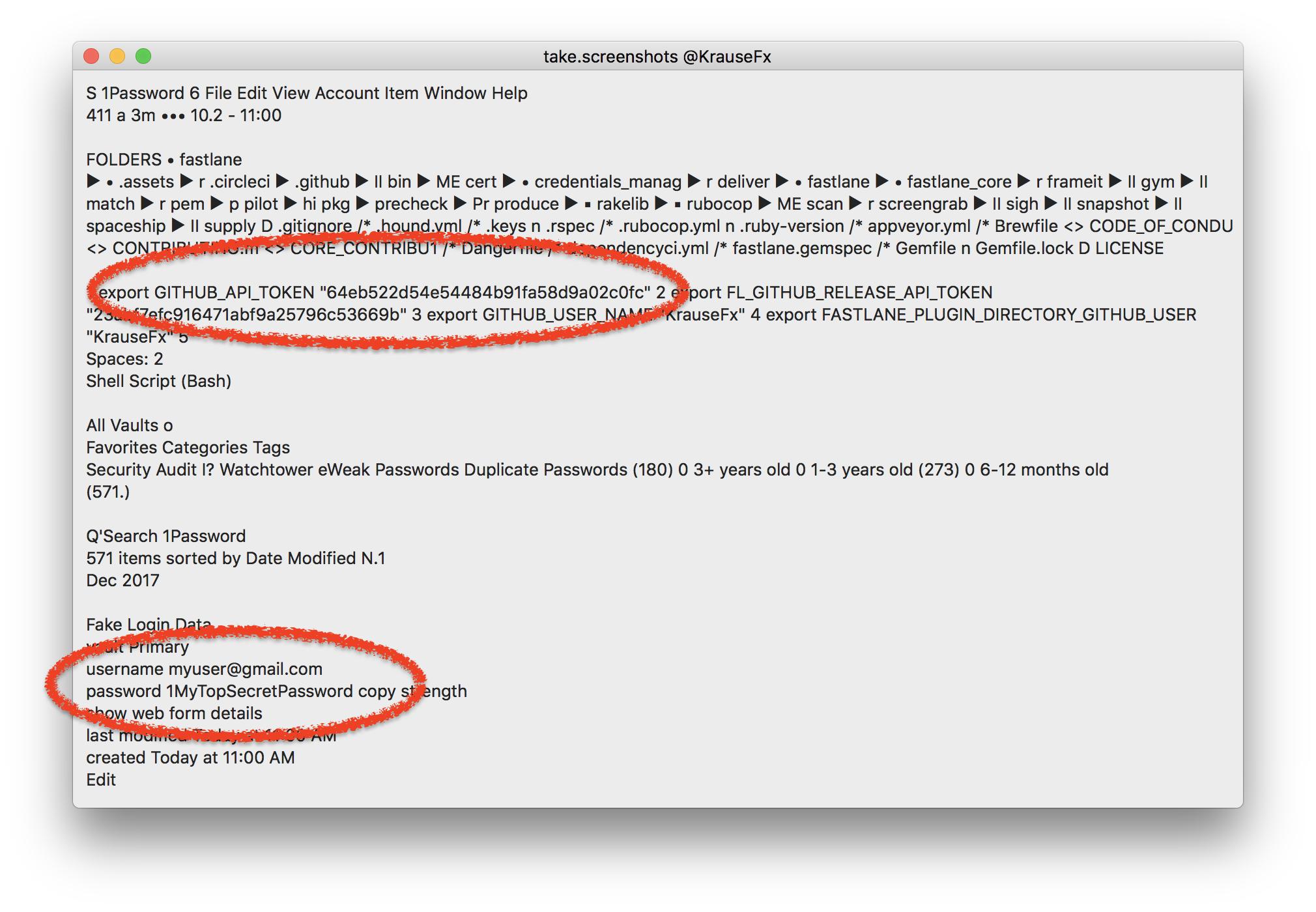 Все приложения на Mac позволяют следить за пользователями с помощью скриншотов