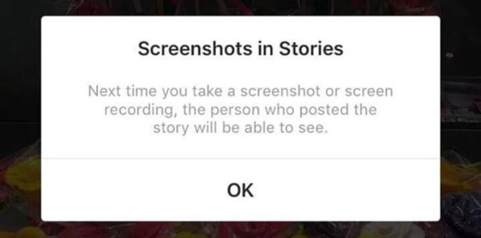 Instagram запретит тайком скриншотить Истории