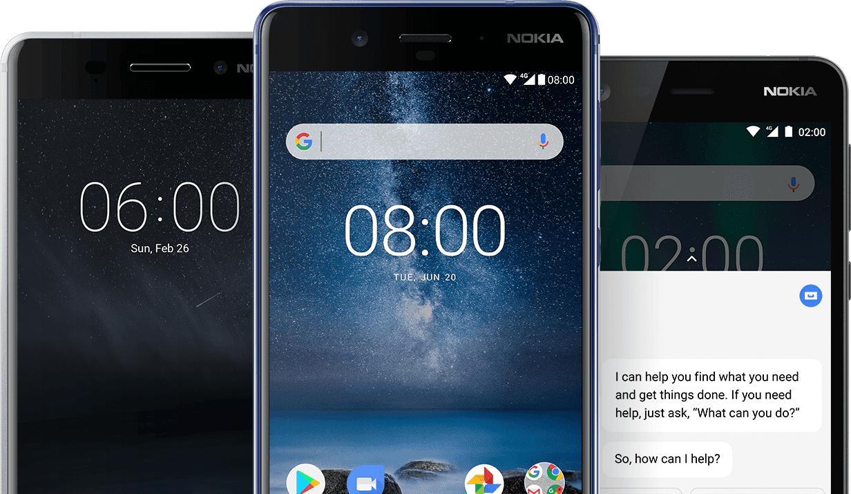 Смартфоны Nokia обогнали по продажам Google, HTC, OnePlus и Sony