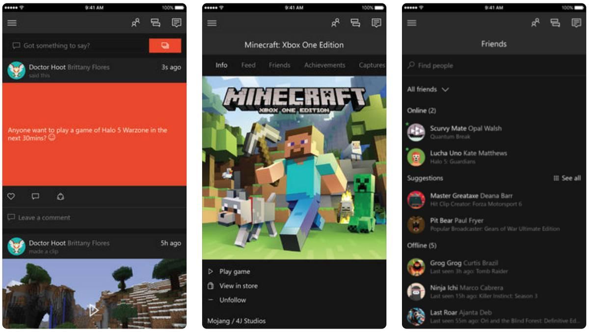 Microsoft запустил командный чат в Xbox для Android и iOS