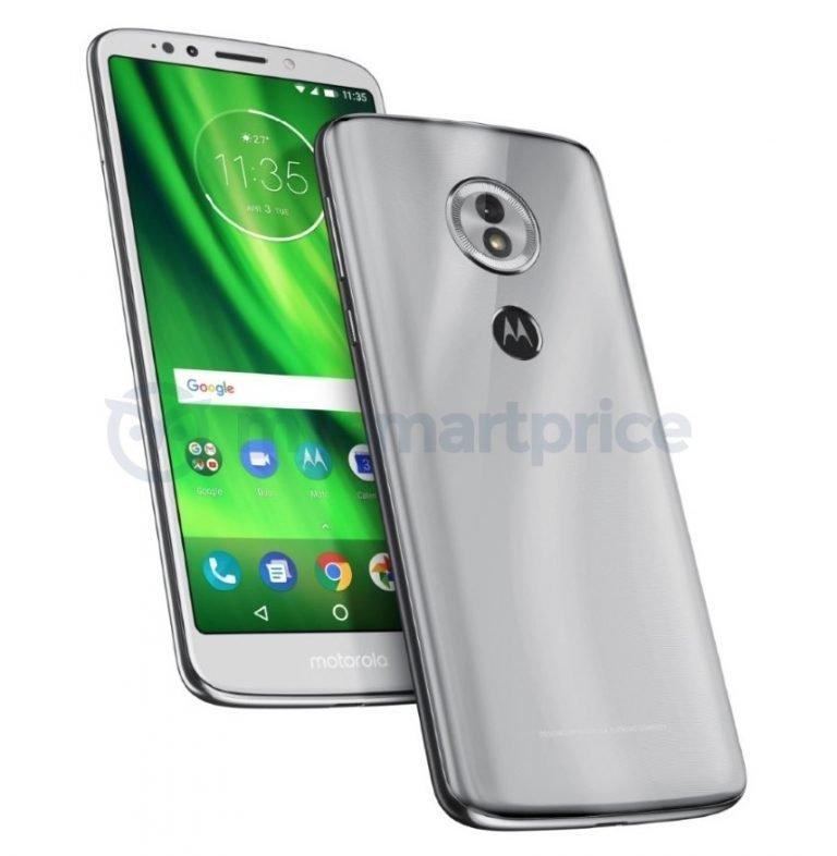 Безрамочные смартфоны Moto G6 засветились в подробностях