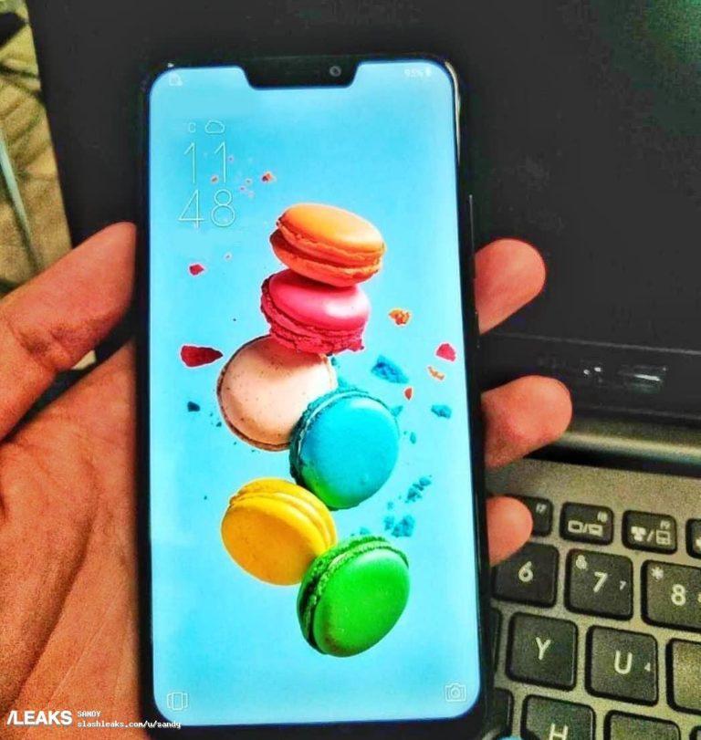 Безрамочный смартфон ASUS Zenfone 5 показался на живом фото