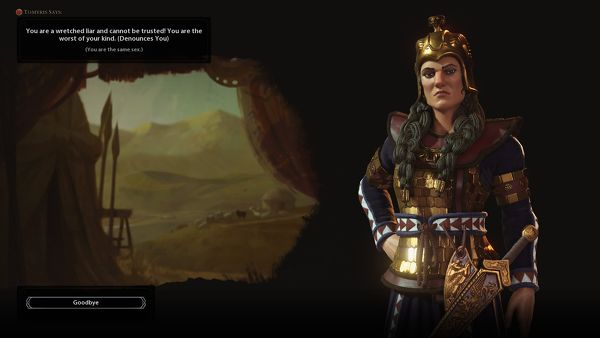 В Civilization VI приструнят гетеросексуальных лидеров-сексистов