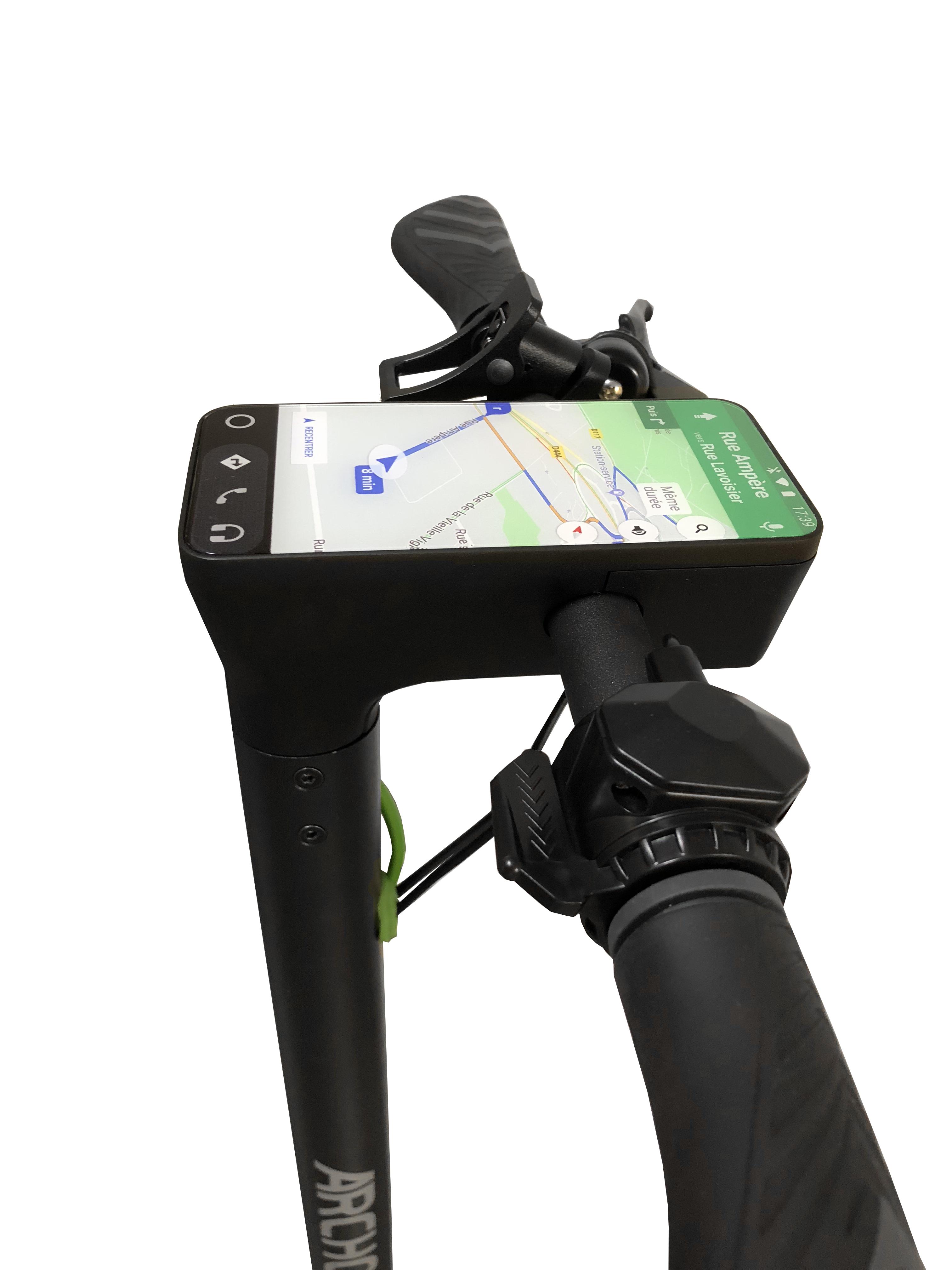 Archos представила самокат на базе Android