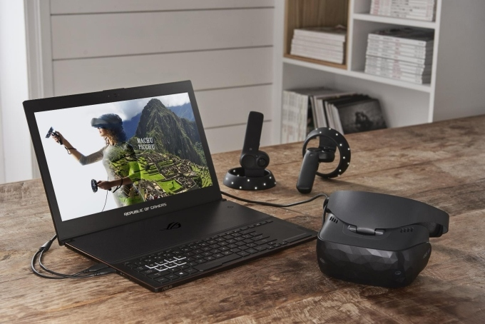 ASUS выпустила шлем Windows Mixed Reality в продажу