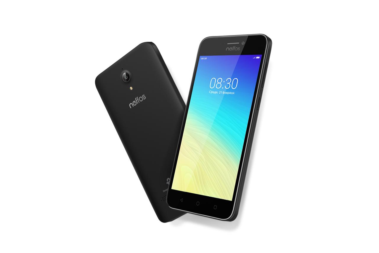 LTE-смартфон Neffos Y5s от TP-Link оценен дешевле 7 тысяч рублей