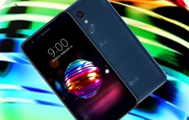 LG представила бюджетные смартфоны K8 и K10 (2018)