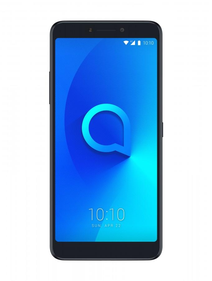 Alcatel представила линейку недорогих безрамочных смартфонов