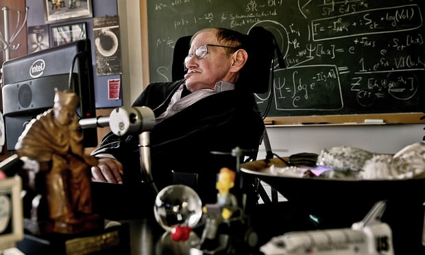 Умер физик-теоретик Стивен Хокинг
