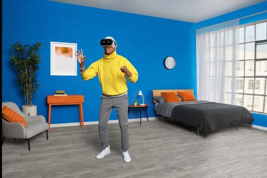 Шлем виртуальной реальности Lenovo Mirage Solo появился в предзаказе