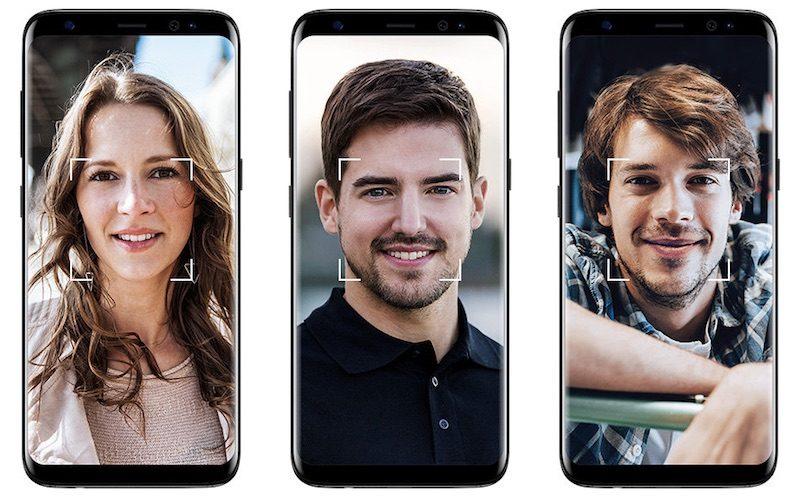 Samsung Galaxy S10 сможет распознавать лица как iPhone X