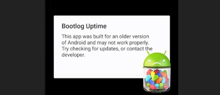 Старые приложения могут перестать работать в Android P