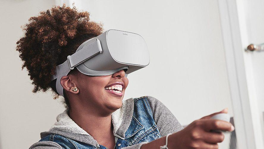 Автономный шлем Oculus Go дебютирует в мае