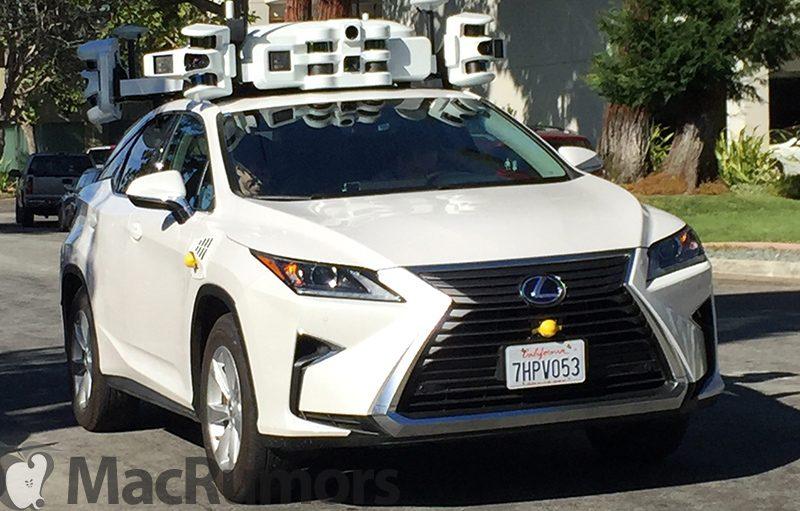 Цифра дня: Сколько автомобилей-беспилотников тестирует Apple?