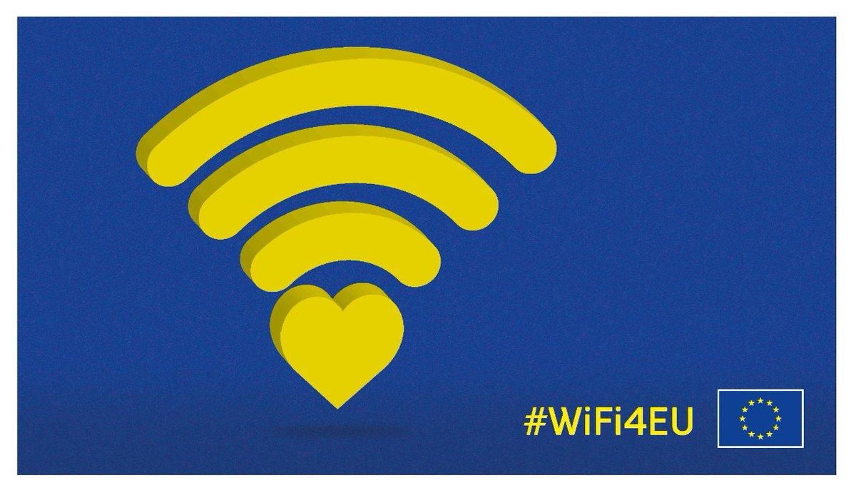 Еврокомиссия пообещала бесплатный Wi-Fi по всему Евросоюзу