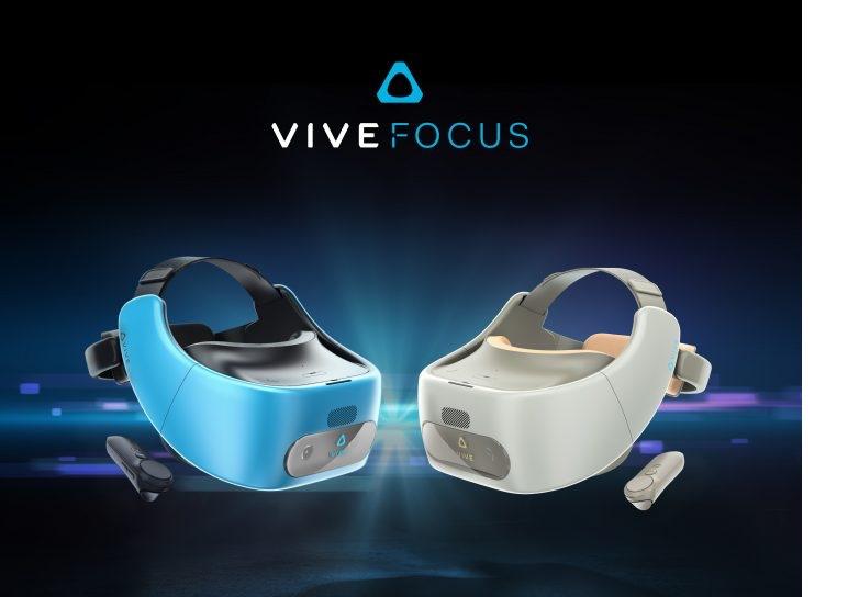 Шлем виртуальной реальности HTC Vive Focus выйдет за пределы Китая