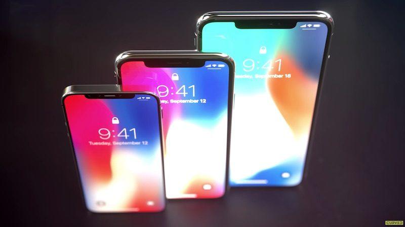 Тестовое производство новых iPhone стартует во втором квартале