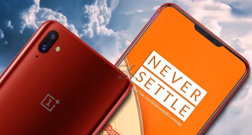 Рассекречены характеристики смартфона OnePlus 6