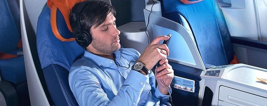 Аэрофлот предложит безлимитный доступ к Wi-Fi  за 1000 рублей