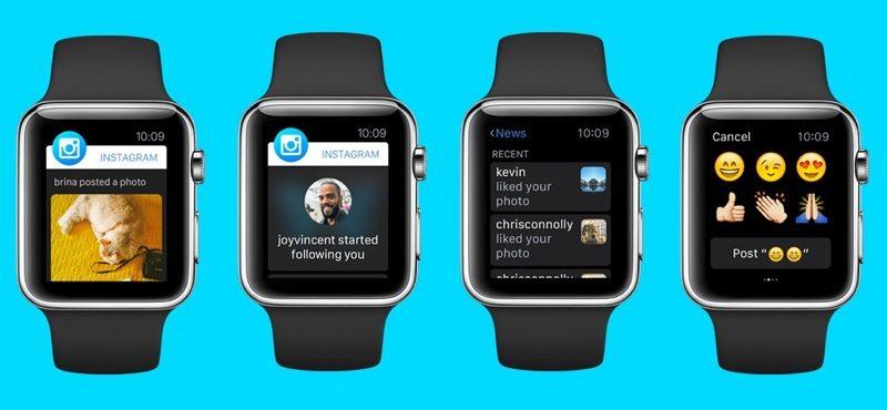 Instagram убила приложение для Apple Watch