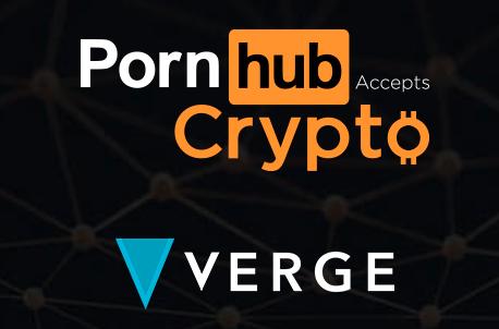 PornHub начал принимать криптовалюту