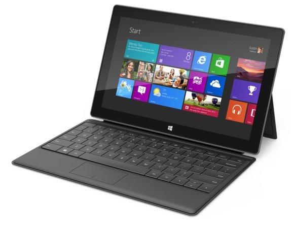 Microsoft готовит недорогой планшет Surface для конкуренции с iPad