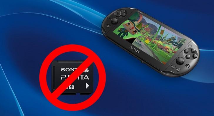Sony прекратит выпускать игровые карты для PlayStation Vita в 2019 году