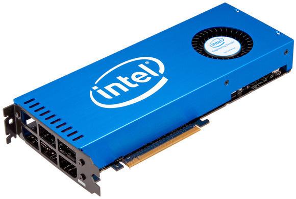 Intel выпустит свою первую видеокарту в 2020 году