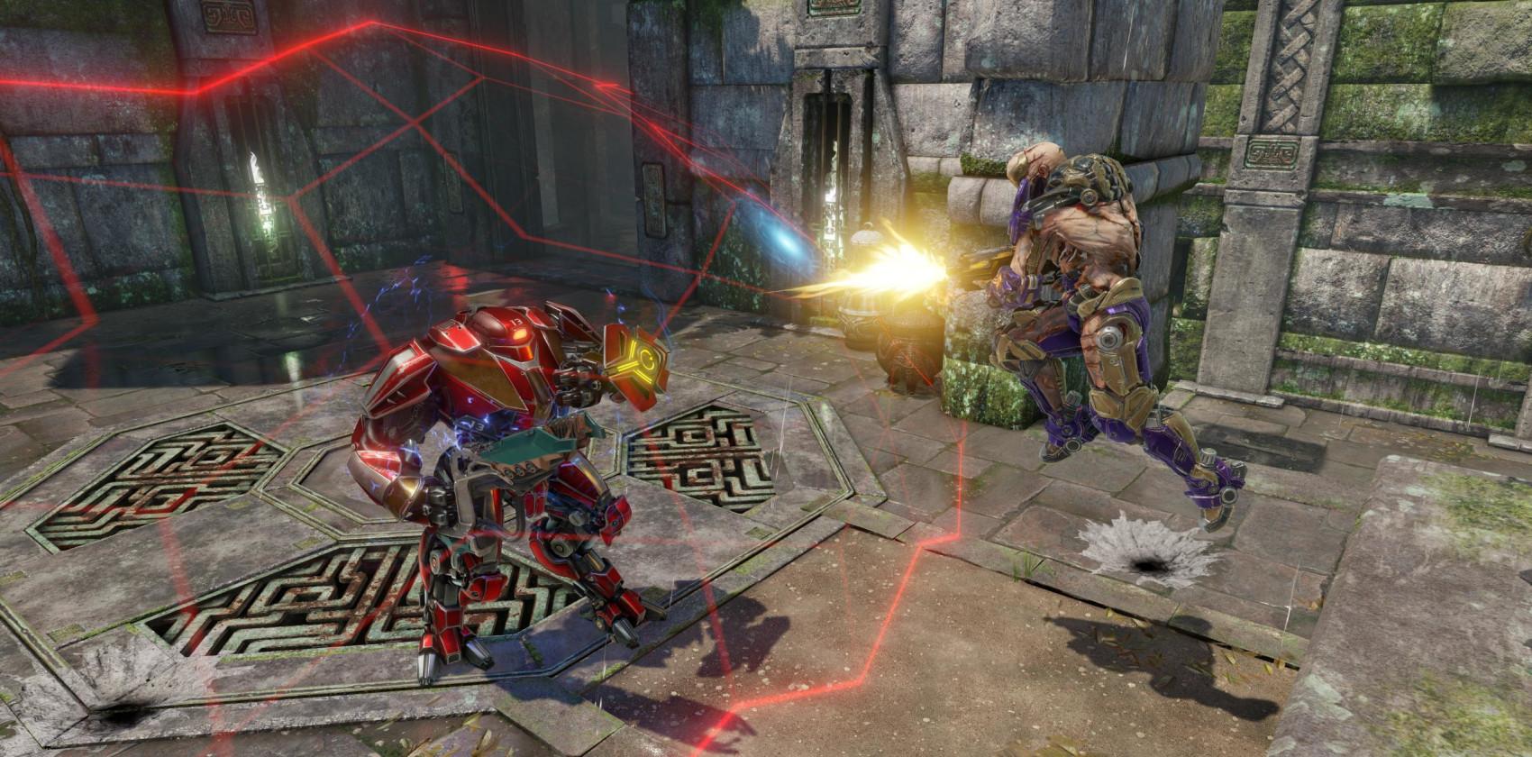 Бесплатный доступ к Quake Champions продлён до 25 июня