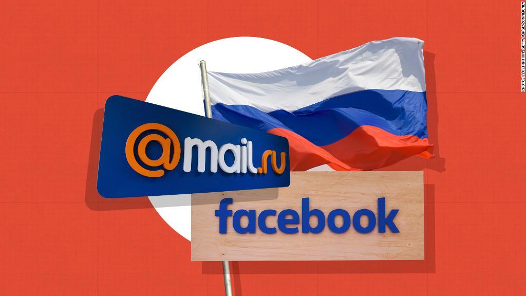 Facebook делился закрытыми данными своих пользователей с Mail.ru
