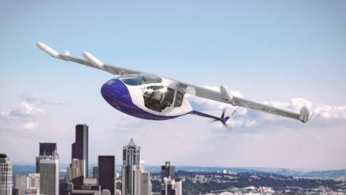 Rolls-Royce показал собственное летающее такси