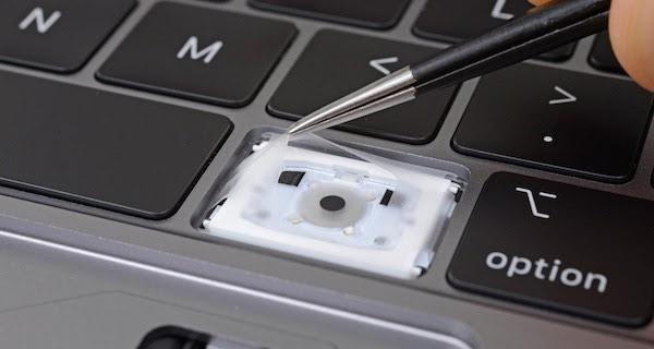 Apple втайне улучшила проблемную клавиатуру в MacBook