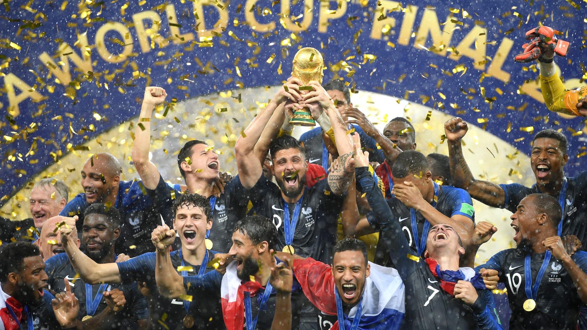 Цифра дня: Сколько кибератак отразили на Чемпионате мира по футболу?