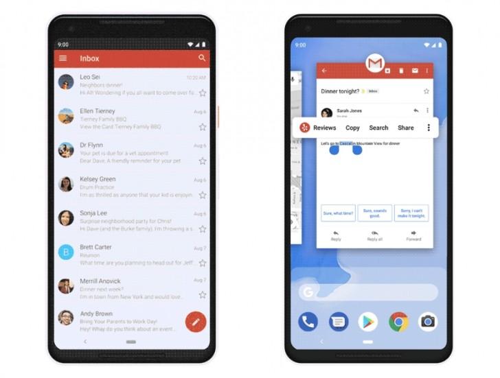 Google выпустила финальную версию нового Android