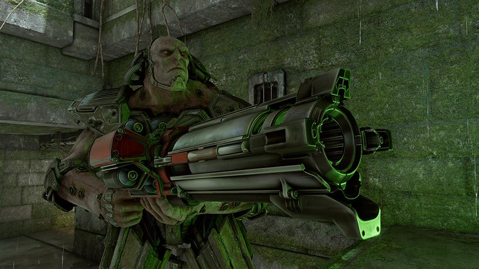 В Quake Champions теперь можно играть бесплатно