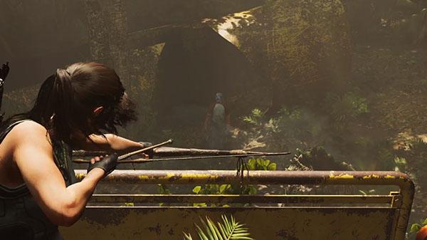 Новый арсенал Лары Крофт показали в трейлере Shadow of the Tomb