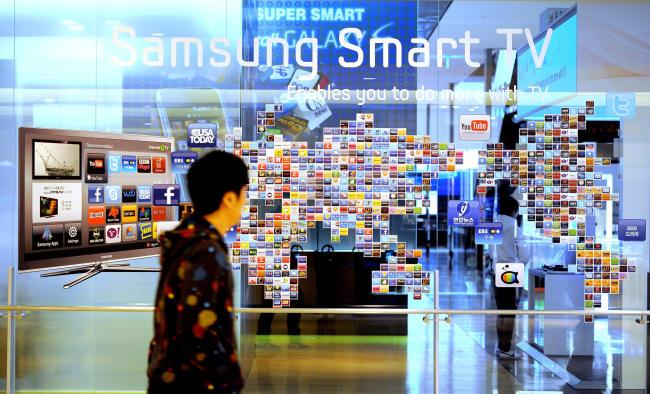 Samsung возглавляет рынок телевизоров уже 12 лет подряд