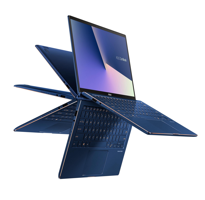"""ASUS ZenBook Flip стали самыми компактными перевёртышами с экраном 13,3"""" и 15,6"""""""