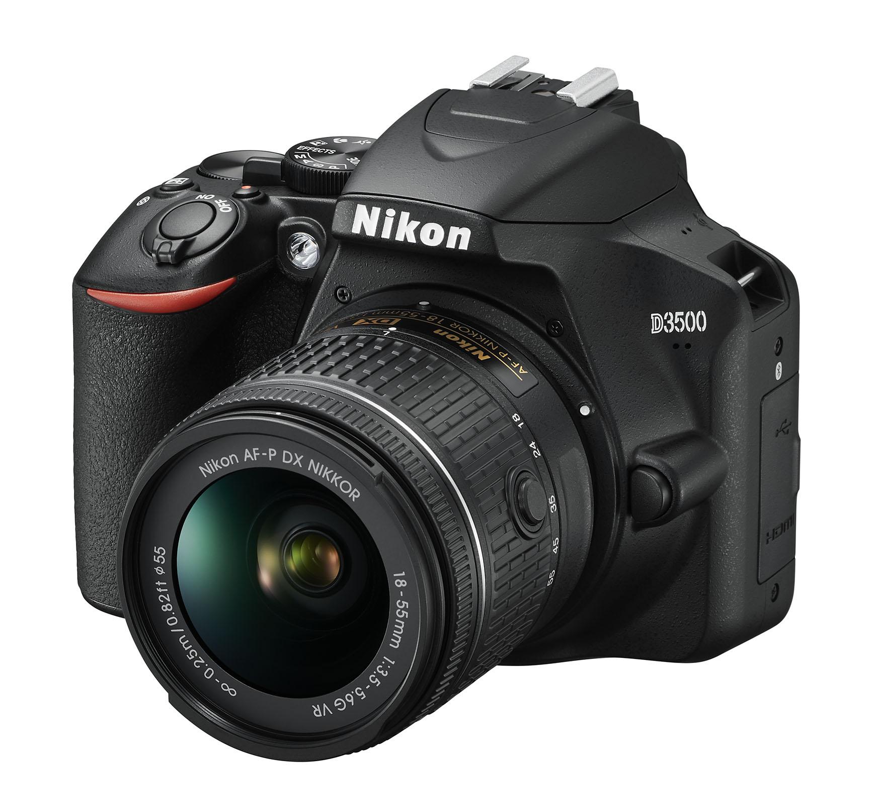 Nikon выпустила зеркалку за $500