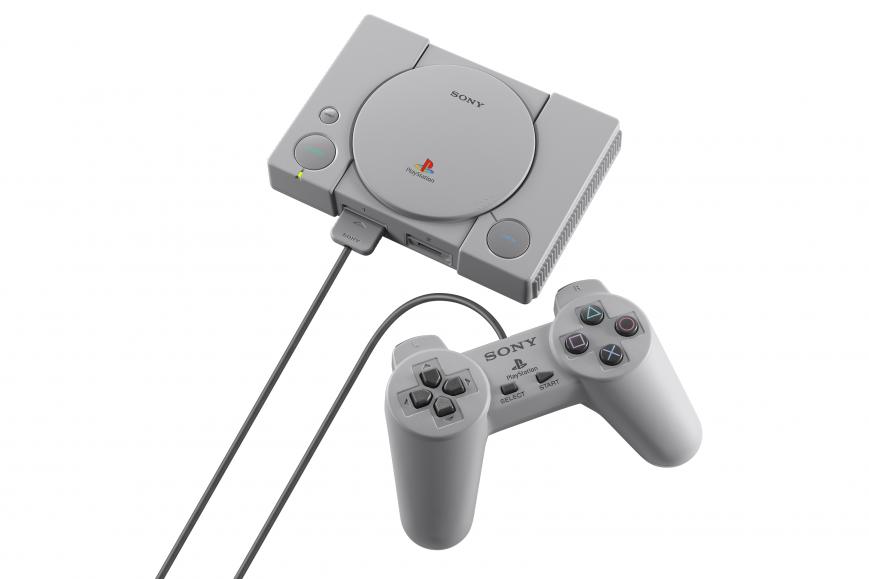 Объявлена российская цена игровой консоли Sony PlayStation Classic