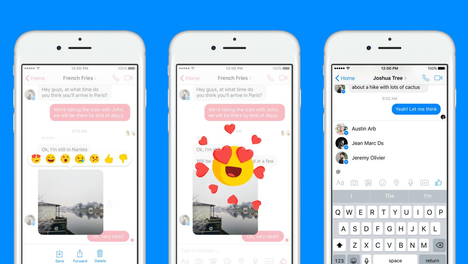 Facebook разрешит удалять отправленные сообщения