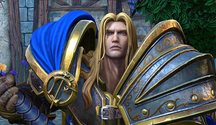 Игра Warcraft III: Reforged поддерживается даже видеокартами 2004 года выпуска