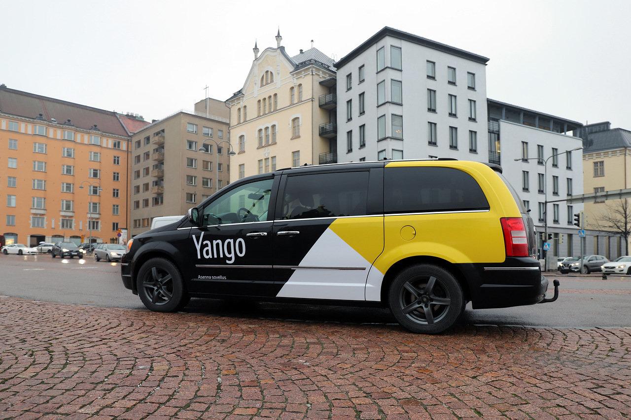 Яндекс.Такси начинает работать за рубежом под новым брендом