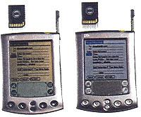 Новая информация о Palm m500 и m505