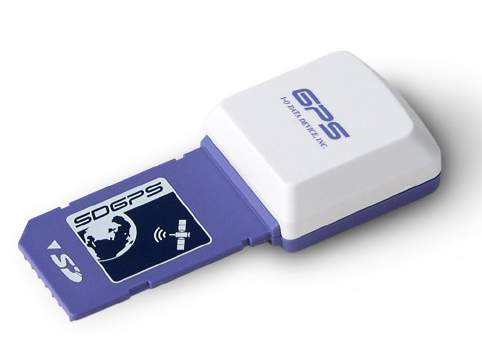 ����� SD - GPS ��������