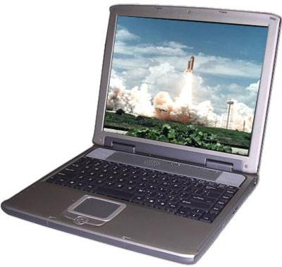 iRU выпустит новый ноутбук на чипе Transmeta Crusoe 5800